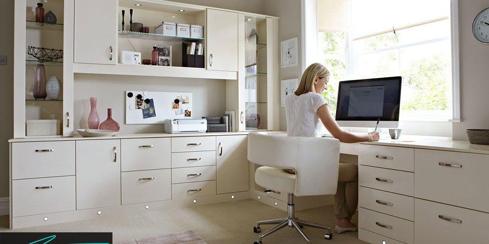 انتخاب مبلمان راحت برای دفترکار در خانه