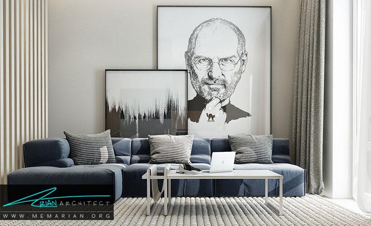 طراحی و دکوراسیون خانه به سبک خود