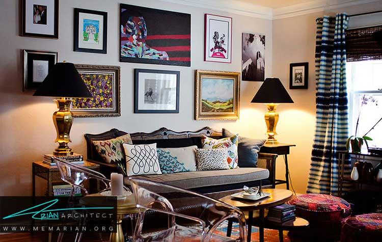هنر های ارزشمند در دکوراسیون منزل