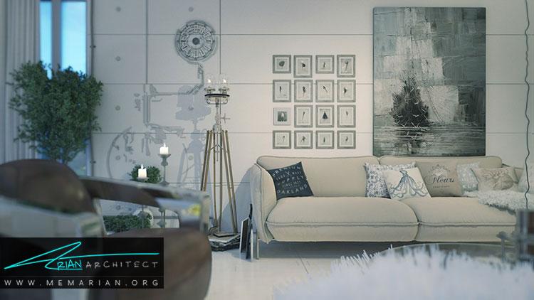 دکوراسیون و چیدمان اتاق ها همانند طراحان داخلی