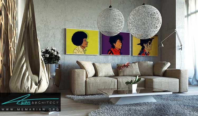 دکوراسیون منزل همانند طراحان حرفه ای
