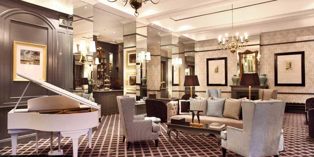 الزامات طراحی هتل