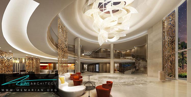 رعایت نکات مهم در طراحی هتل