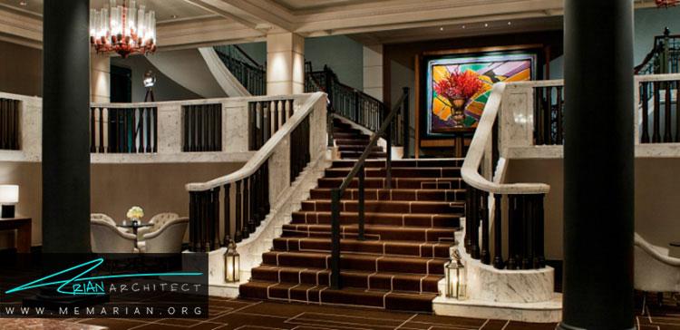 دسترسی ها در طراحی هتل