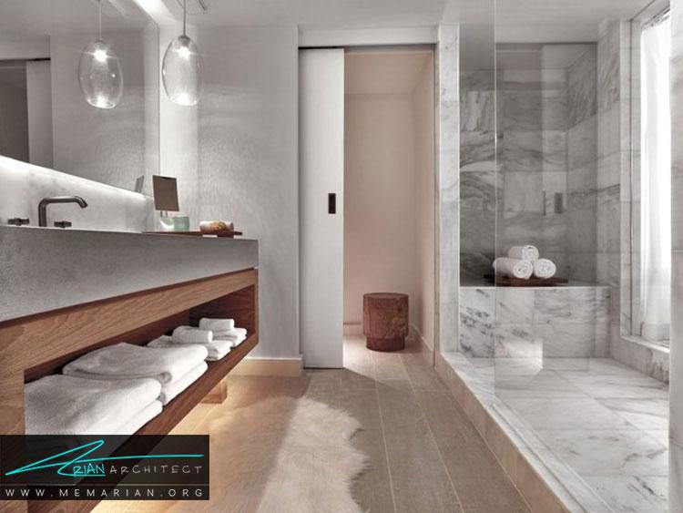سرویس های بهداشتی در طراحی هتل