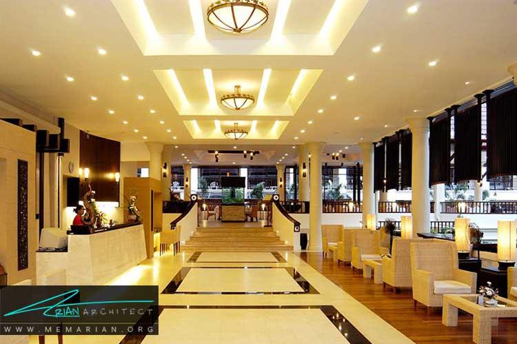 اهمیت نورپردازی در طراحی هتل