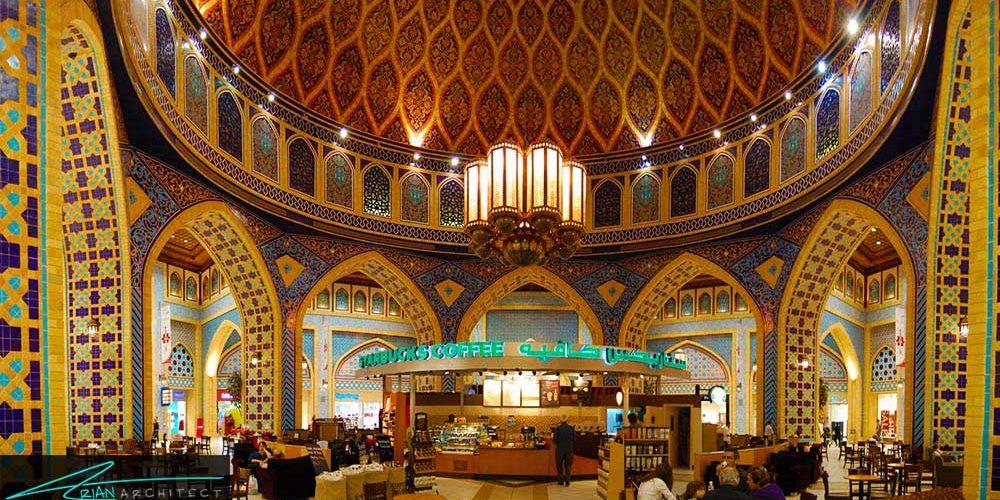 تزیینات ایرانی در معماری