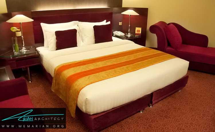 هتل پارسیان آزادی از بهترین هتل های ایرانی