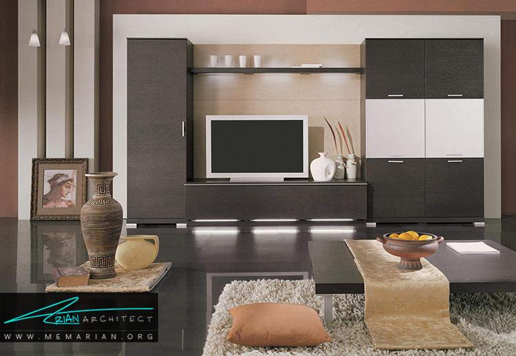 استاندارد فاصله ها از اصول طراحی اولیه برای دکوراسیون خانه