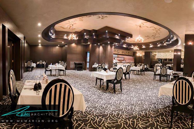 هتل بزرگ شیراز از بهترین هتل های ایرانی