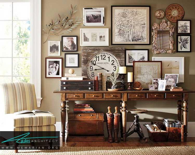 توجه به کیفیت اشیا در تزئین خانه با لوازم جانبی