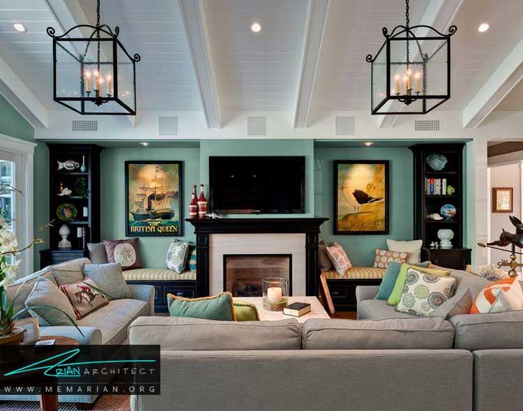 ایده های تزئین خانه با لوازم جانبی