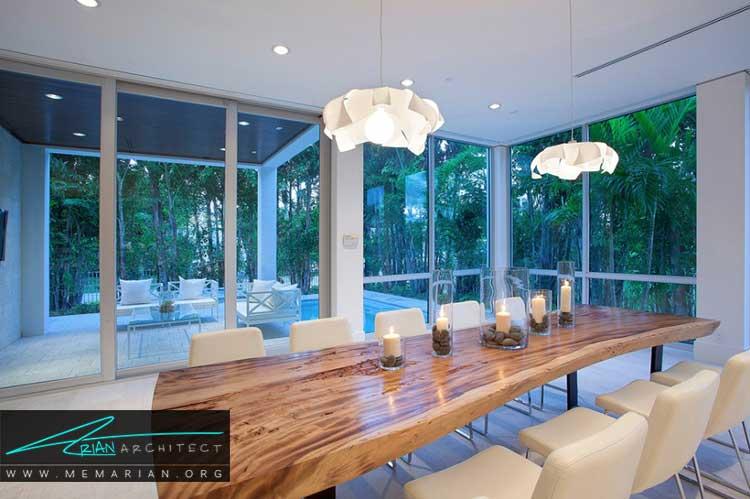 تزئین خانه با لوازم روشنایی