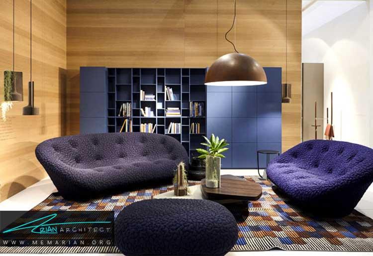 ایده ها و زیباترین طرح های اتاق نشیمن و پذیرایی
