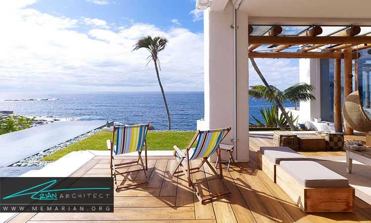 خرید و فروش خانه های ساحلی