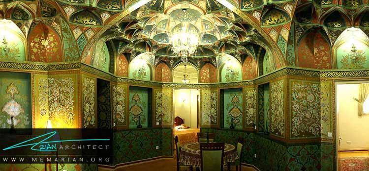 بهترین هتل های ایرانی در اصفهان
