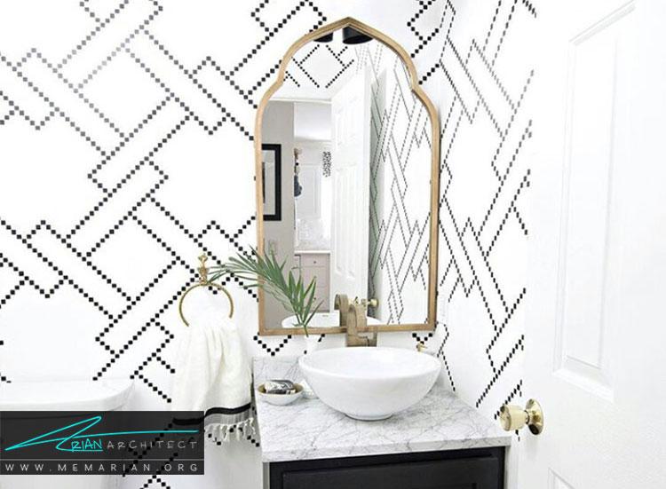 کاغذ دیواری های قابل شستشو