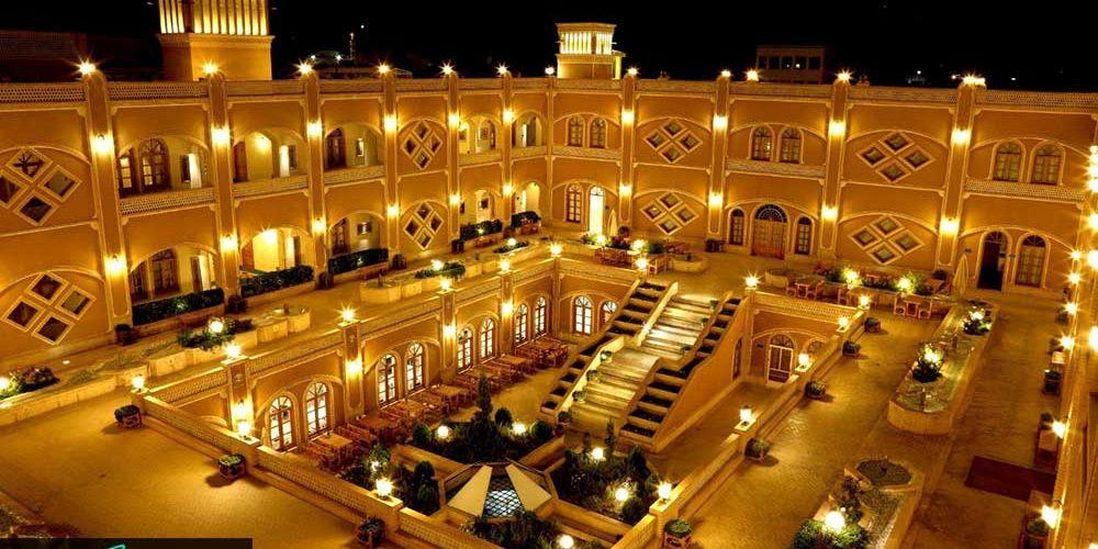 بهترین هتل های ایرانی