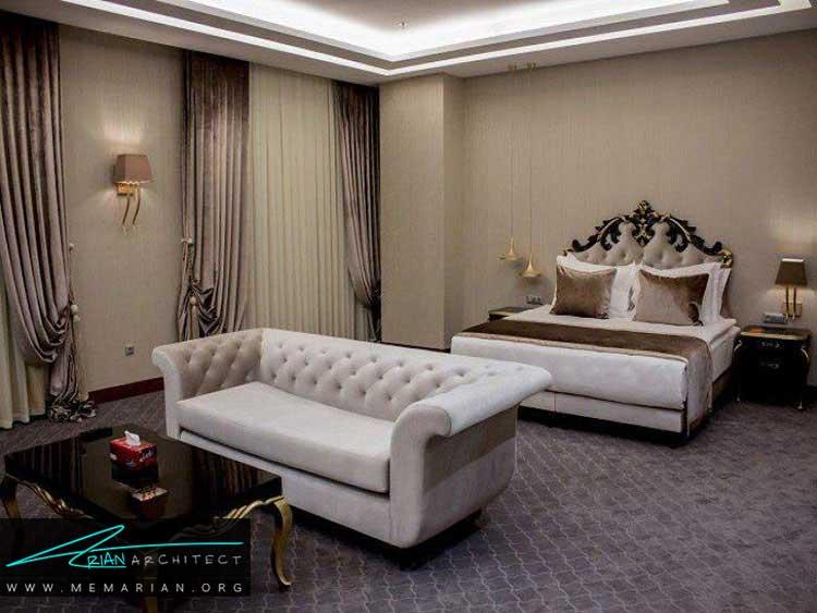 هتل کایا از بهترین هتل های ایرانی