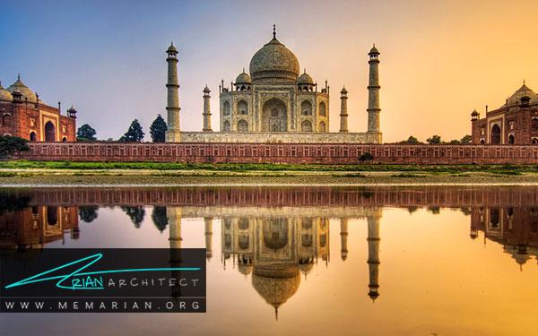 معماری ایرانی در هند