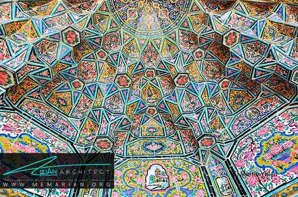 معماری ایرانی معماری سنتی مساجد