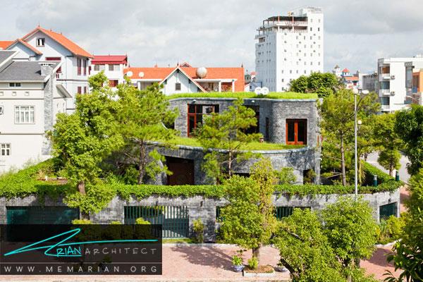 معماری ایرانی در ویتنام