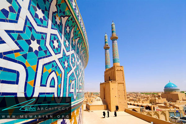معماری سنتی ایرانی و معماری اسلامی