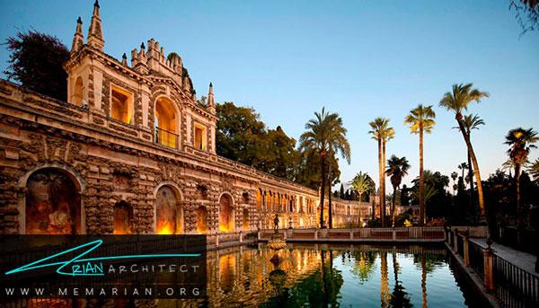 معماری ایرانی در اسپانیا