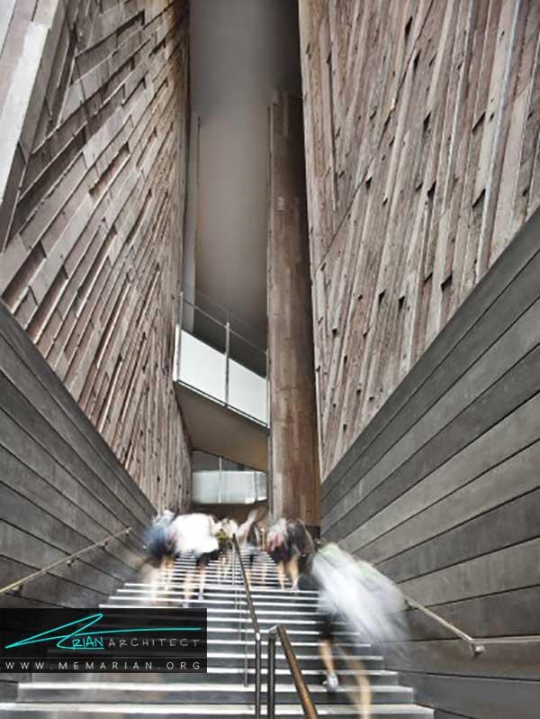 طراحی داخلی مدرسه هنر سنگاپور