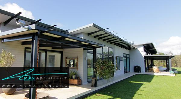کاربرد سازه های فولادی سبک (LSF) در صنعت ساختمان