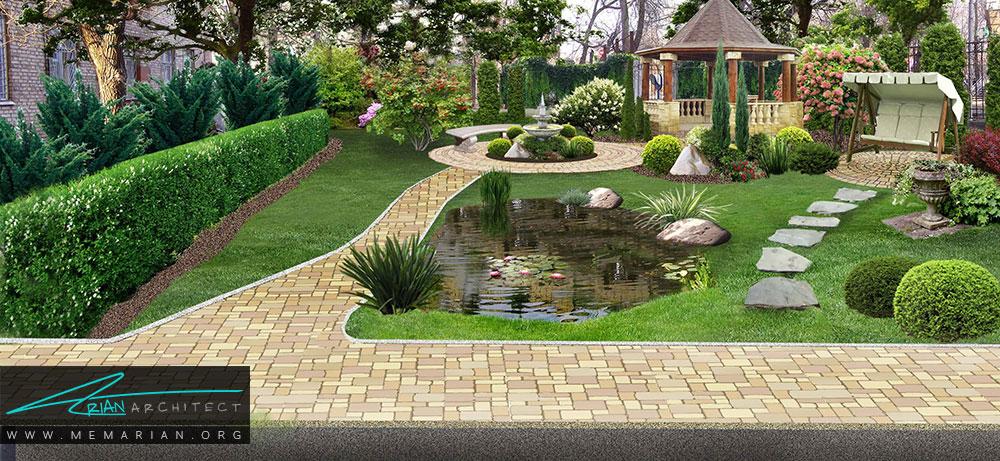 ۱۰ راهکار برای زیباسازی باغچه ، روف گاردن و فضاهای سبز خانه