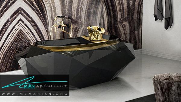 انتخاب مصالح دکوراسیون حمام و سرویس بهداشتی