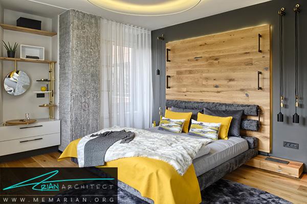 راه حل های کاربردی اتاق خواب در تغییر دکوراسیون خانه ای در استانبول