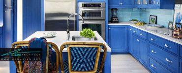 آشپزخانه های رنگارنگ و پر از انرژی مثبت