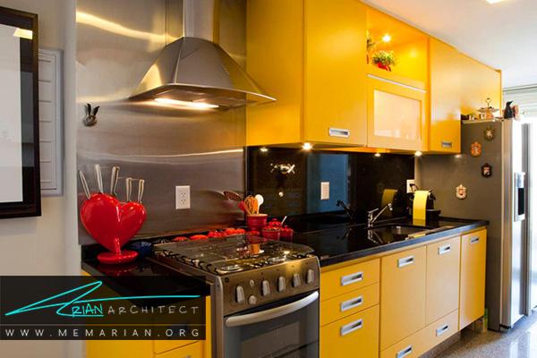 جاذبه بی همتا در ترکیب رنگ زرد و سیاه