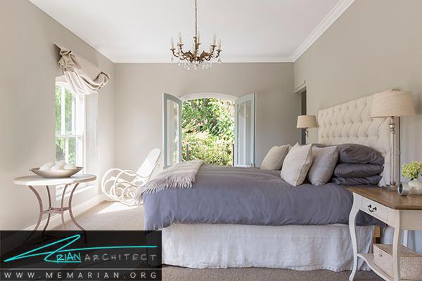 نور طبیعی و هوای تازه فنگ شویی در چیدمان داخلی خانه