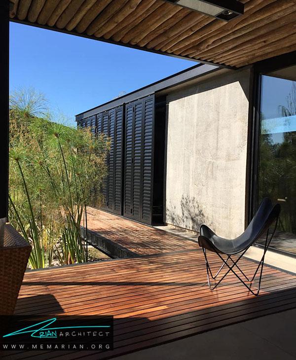 مبلمان جدید در زیباسازی باغچه فضاهای سبز خانه