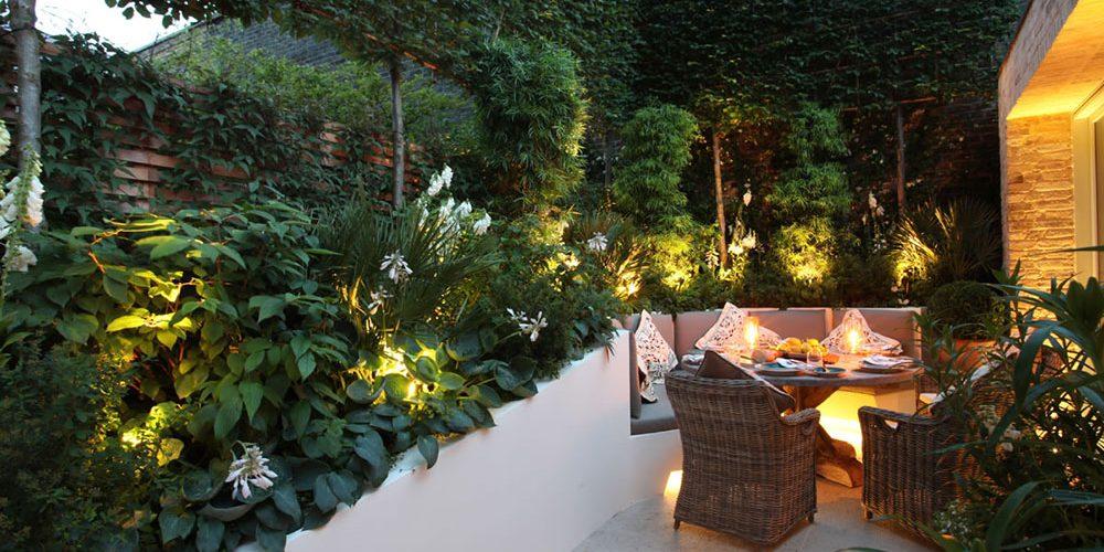 چراغ های باغچه و سیستم های روشنایی در فضاهای سبز