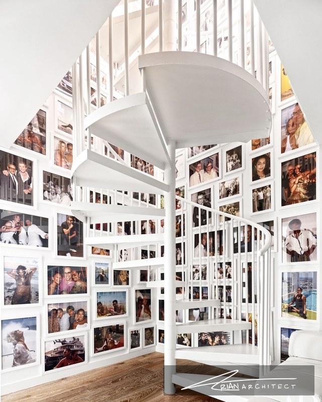 از کف خانه تا سقف خانه - دکوراسیون تابلو