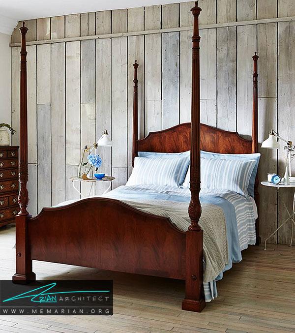 متعادل بودن دردکوراسیون اتاق خواب