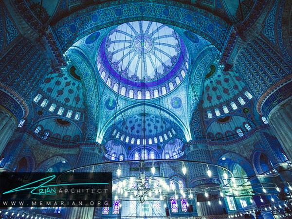 سبک معماری مساجد ترکیه