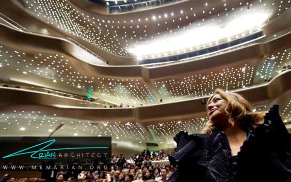 آثار زاها حدید معمار برجسته عراقی و بهترین معمار زن جهان