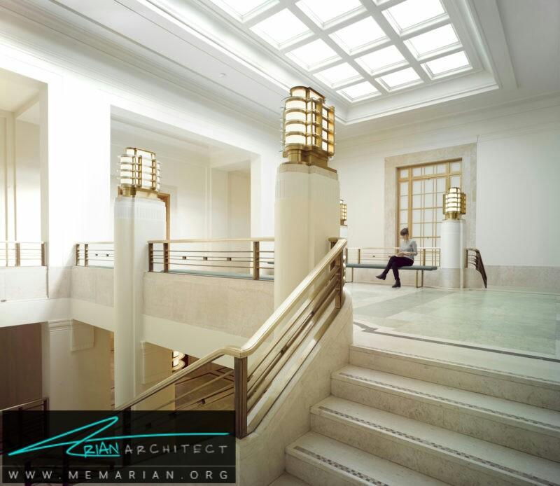 هاکینز براون - نمایشگاه معماری RIBA
