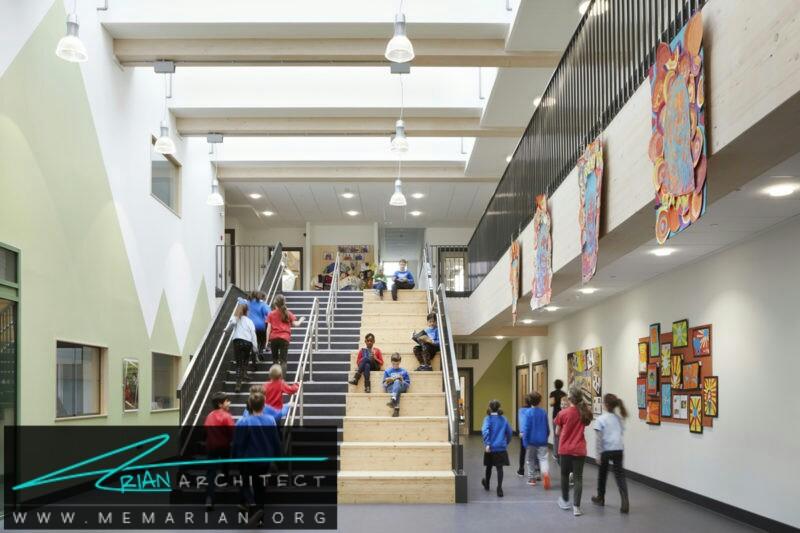 مدرسه ابتدایی اوییدل - نمایشگاه معماری RIBA