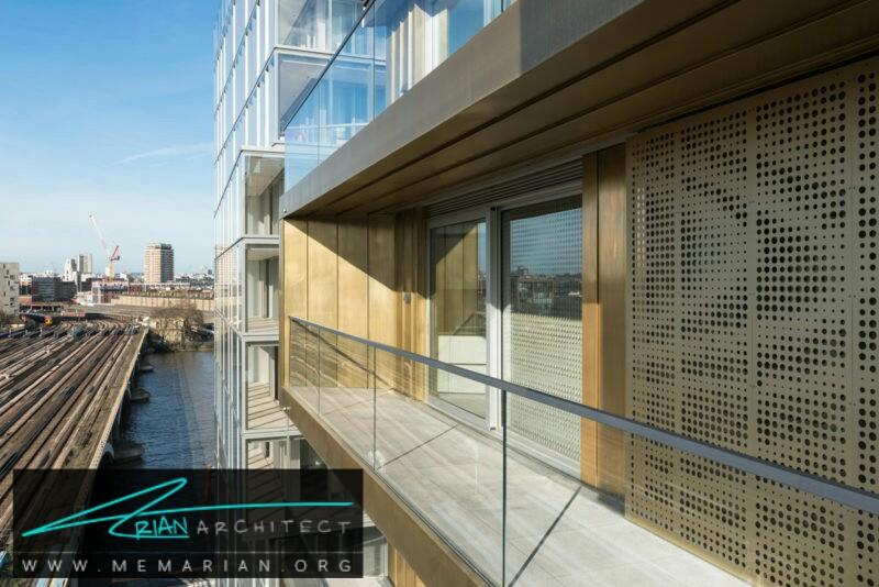 خانه فارادی - نمایشگاه معماری RIBA