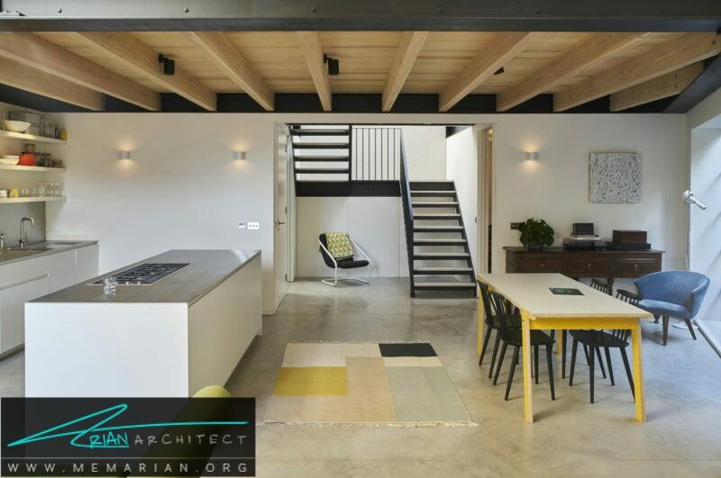 لیزر گین - نمایشگاه معماری RIBA