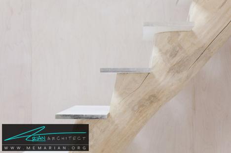 خانه درختی بازسازی شده توسط UUFIE - معماری بدون قطع درخت