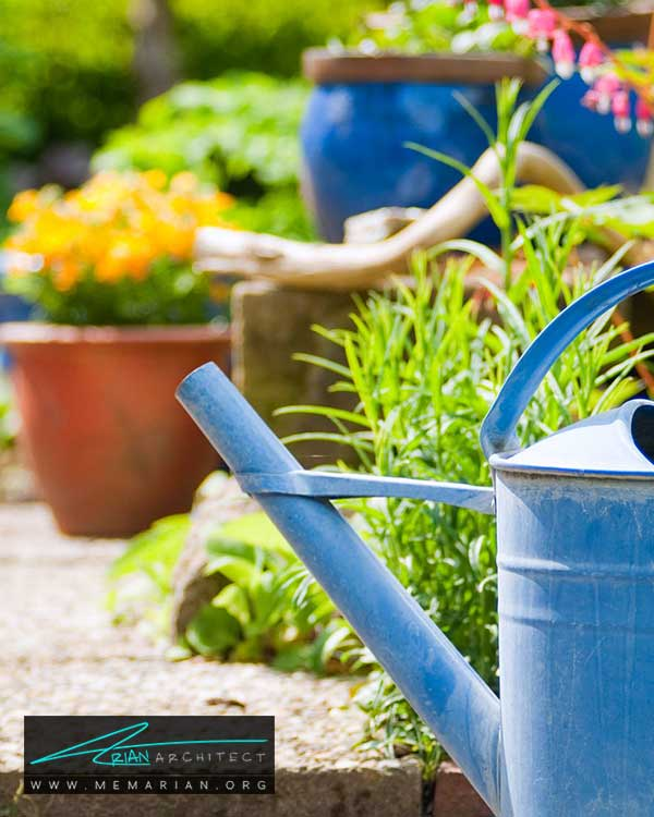مراقبت از گیاهان حیاط - ساده ترین ایده ها و راهکارهای زیباسازی حیاط منزل با پوشش گیاهی