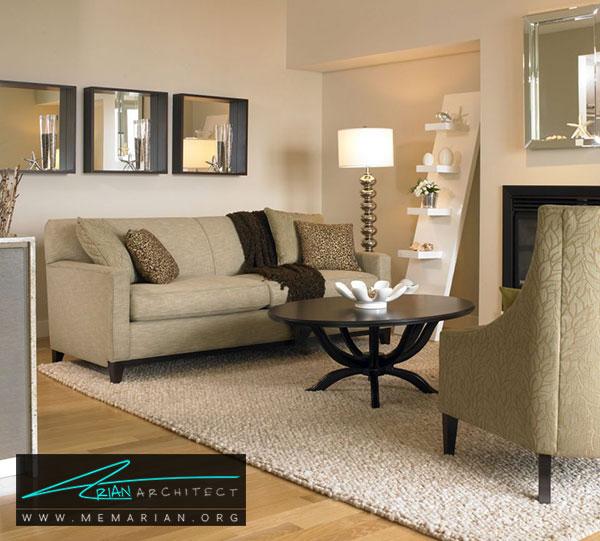 جنس پرز فرش - چگونه فرش مناسب خانه هایمان را انتخاب کنیم؟