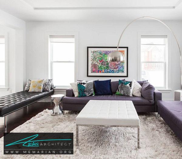 فرش های مد روز - چگونه فرش مناسب خانه هایمان را انتخاب کنیم؟